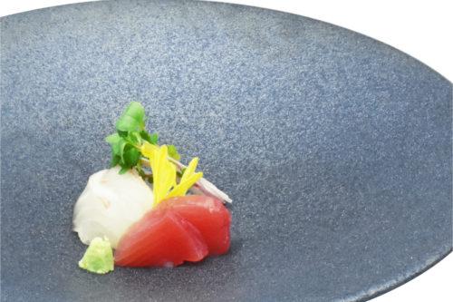 本日の温製魚料理
